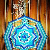 """Подвески ручной работы. Ярмарка Мастеров - ручная работа Мандала """"Ангела"""". Handmade."""