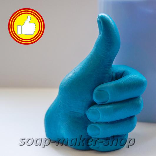 Материалы для косметики ручной работы. Ярмарка Мастеров - ручная работа. Купить Силиконовая форма для мыла «Like 3D». Handmade.