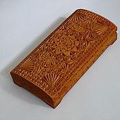 Шкатулки ручной работы. Ярмарка Мастеров - ручная работа Купюрница деревянная. Handmade.