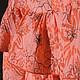 Одежда для девочек, ручной работы. платье для девочки Я самая...с оборками. Татьяна Лоренц (Lapochki-dochki). Ярмарка Мастеров.