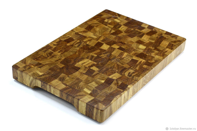 End cutting Board №100, Cutting Boards, Orekhovo-Zuyevo,  Фото №1