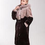 Одежда детская handmade. Livemaster - original item Children`s mutton coat