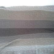 Для дома и интерьера ручной работы. Ярмарка Мастеров - ручная работа Плед шерстяной. Handmade.