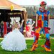 Карнавальные костюмы ручной работы. Ярмарка Мастеров - ручная работа. Купить Клоун костюм аниматора. Handmade. Комбинированный, Праздник, бифлекс