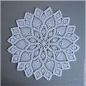 Для дома и интерьера handmade. Livemaster - original item Decorative napkins: