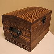 Для дома и интерьера handmade. Livemaster - original item Box A4. Handmade.