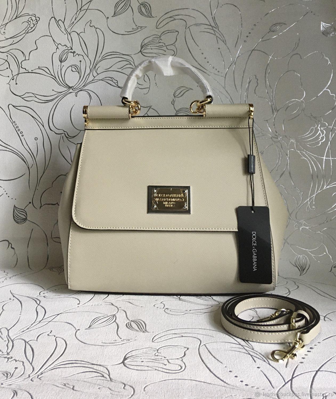 Винтаж: Dolce Gabbana женская сумка кожаная, Сумки винтажные, Москва,  Фото №1