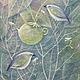 Фантазийные сюжеты ручной работы. Ярмарка Мастеров - ручная работа. Купить Чайная роща...Картина-принт на холсте.. Handmade.