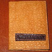 """Блокноты ручной работы. Ярмарка Мастеров - ручная работа Блокнот для записей """"Дорога из желтого кирпича"""". Handmade."""