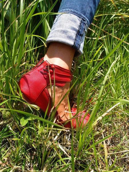 Обувь ручной работы. Ярмарка Мастеров - ручная работа. Купить Muse+. Балетки кожаные на ремешке для дома, офиса, прогулок. Handmade.