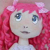 Куклы и игрушки handmade. Livemaster - original item Textile mermaid Miranda. Handmade.