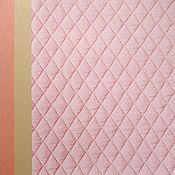 """Бумага ручной работы. Ярмарка Мастеров - ручная работа """"Стеганное одеяло"""" - набор бумаги. Handmade."""