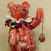 Куклы и игрушки ручной работы. Ярмарка Мастеров - ручная работа Медвежонок Эмиль. Handmade.