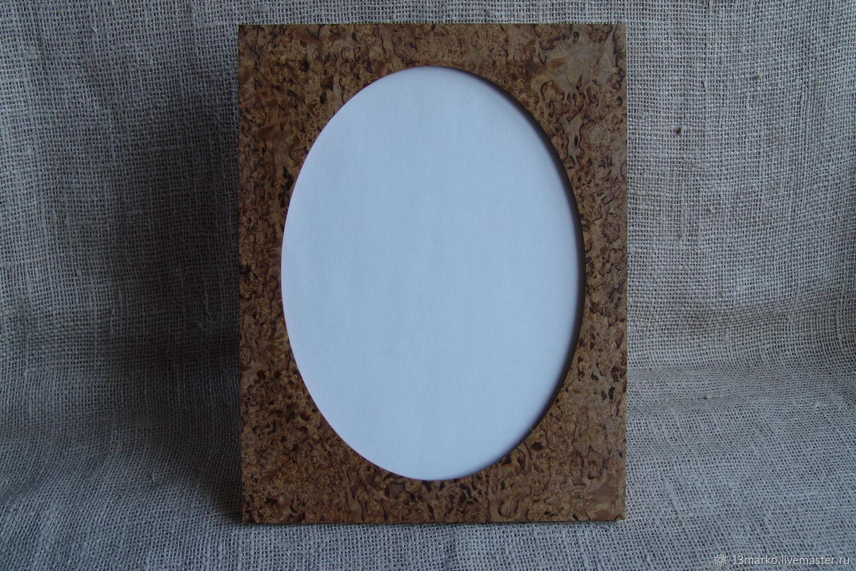Souvenirs and gifts. Fair Masters - handmade. buy. Photo frame made of Karelian birch 18 x 24. Handmade.