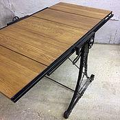 Для дома и интерьера ручной работы. Ярмарка Мастеров - ручная работа Стол трансформер в стиле Лофт. Handmade.