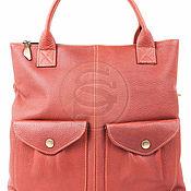 Сумки и аксессуары handmade. Livemaster - original item Womens leather bag