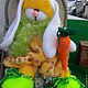 Игрушки животные, ручной работы. Ярмарка Мастеров - ручная работа. Купить Вязаный зайка с морковкой. Handmade. Зайка, зайчик