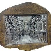 Картины и панно ручной работы. Ярмарка Мастеров - ручная работа Резьба на спиле. Handmade.