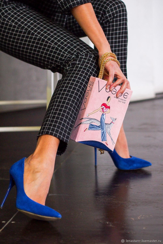 """Клатч-книга """"Vogue"""", Clutches, Permian,  Фото №1"""