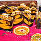 Мыло ручной работы. Заказать шоколадно - апельсиновый глинтвейн с нуля CP. MULYA (bymulya). Ярмарка Мастеров. Натуральное мыло
