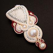 Украшения handmade. Livemaster - original item Brooch-pendant