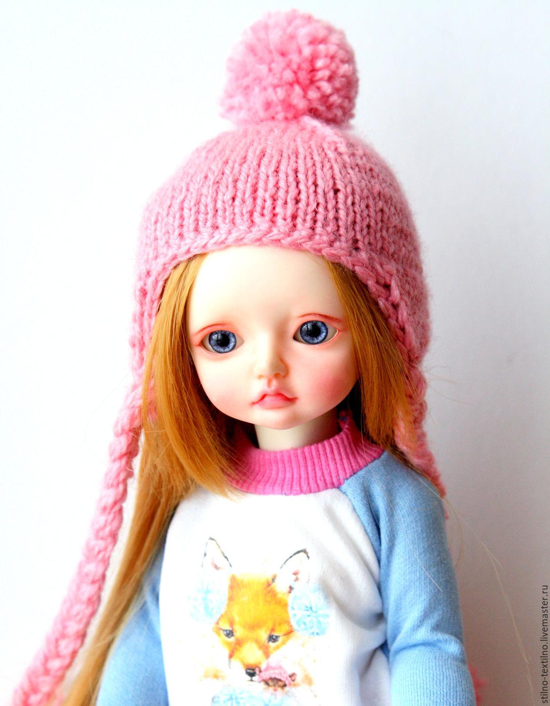 Шапочка для кукол - Одежда для Беби Бона - купить недорого в интернет