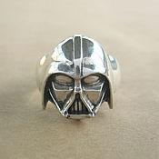 Украшения ручной работы. Ярмарка Мастеров - ручная работа Кольцо Darth Vader. Handmade.