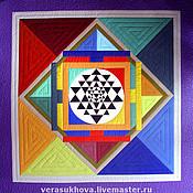 Для дома и интерьера handmade. Livemaster - original item Patchwork quilt