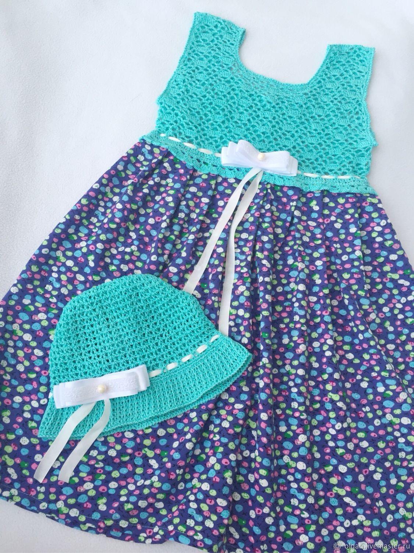 Sundress 'Turquoise', Dresses, Irkutsk,  Фото №1