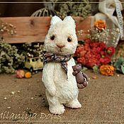 Stuffed Toys handmade. Livemaster - original item Friends Teddy. The author`s work. Teddy-Bunny.. Handmade.