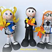 Подарки к праздникам handmade. Livemaster - original item Doll Prvoklasni(CA). Handmade.