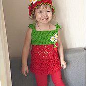 Работы для детей, handmade. Livemaster - original item tunic