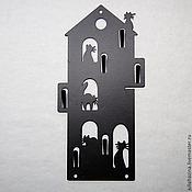 Для дома и интерьера ручной работы. Ярмарка Мастеров - ручная работа Кошкин Дом. Handmade.