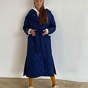 Одежда handmade. Livemaster - original item AURA insulated coat. Handmade.
