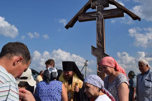 Иконы ручной работы. Ярмарка Мастеров - ручная работа. Купить Поклонный крест. Handmade. Крест поклонный, патина