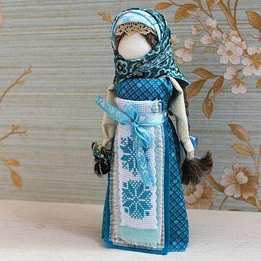 Куклы и игрушки ручной работы. Ярмарка Мастеров - ручная работа Берегиня Базаиха. Handmade.