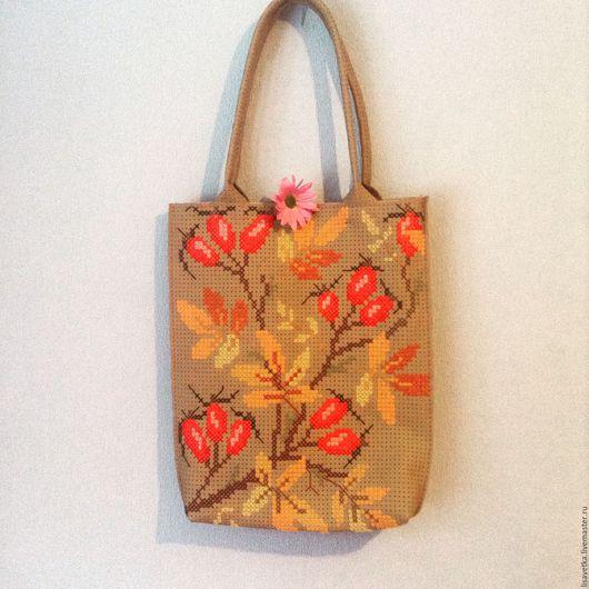 Женские сумки ручной работы. Ярмарка Мастеров - ручная работа. Купить Яркая повседневная сумочка. Handmade. Комбинированный