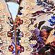 Костюмы ручной работы. Комплект Юбка(карандаш)+Жакет. Vasilya Lyan 'PavLin'. Ярмарка Мастеров. Цветочный, трикотажный костюм