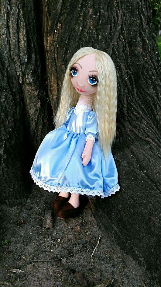 Коллекционные куклы ручной работы. Ярмарка Мастеров - ручная работа. Купить Текстильная кукла. Handmade. Кукла ручной работы, для детей