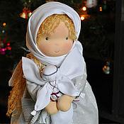 Вальдорфские куклы и звери ручной работы. Ярмарка Мастеров - ручная работа Рождество. Handmade.