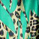 """Шитье ручной работы. Ярмарка Мастеров - ручная работа. Купить Принтованный леопард """"САФАРИ"""". Handmade. Ткани, ткань для творчества"""
