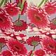 Яркие летние цветы - 177 Салфетка для декупажа Декупажная радость