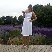 Свадебный салон ручной работы. Ярмарка Мастеров - ручная работа Свадебное платье для будущей мамы. Handmade.