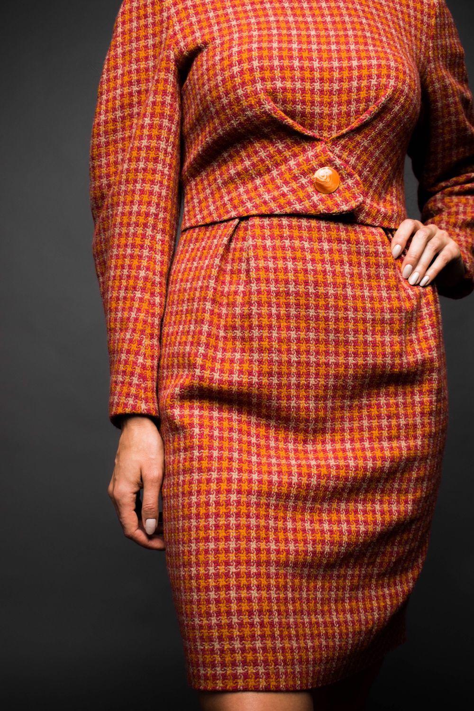 Winter wool dress. Terracotta Dress, Dresses, Krasnodar,  Фото №1