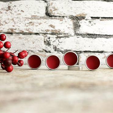 """Косметика ручной работы. Ярмарка Мастеров - ручная работа Оттеночный бальзам для губ """"В саду"""". Handmade."""