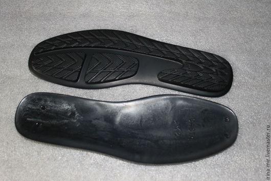 Другие виды рукоделия ручной работы. Ярмарка Мастеров - ручная работа. Купить Подошва КАСТА. Handmade. Черный, полиуретан