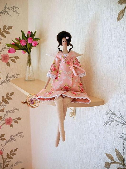 Куклы Тильды ручной работы. Ярмарка Мастеров - ручная работа. Купить кукла тильда Луиза. Handmade. Кукла, подарок