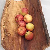 Для дома и интерьера ручной работы. Ярмарка Мастеров - ручная работа Деревянная ваза для фруктов. Handmade.