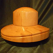 Материалы для творчества handmade. Livemaster - original item BLANK HAT WITH A CURVED FIELD 2. Handmade.