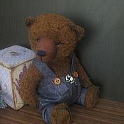 Куклы и игрушки ручной работы. Ярмарка Мастеров - ручная работа Мишка Джой. Handmade.